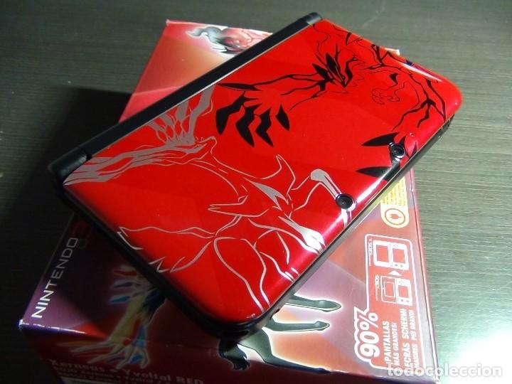 NINTENDO 3DS XL EDICION POKEMON XY - ROJO. - NO OFERTAS - (Juguetes - Videojuegos y Consolas - Nintendo - 3DS XL)