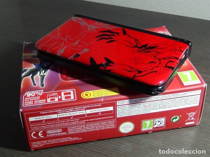 Videojuegos y Consolas Nintendo 3DS XL: Nintendo 3DS XL edicion pokemon XY - Rojo. - No ofertas - - Foto 25 - 126209227
