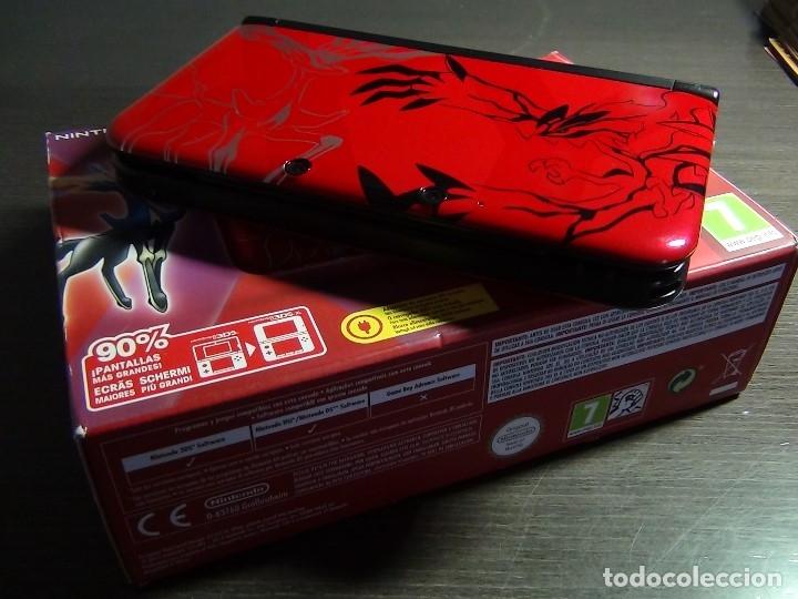 Videojuegos y Consolas Nintendo 3DS XL: Nintendo 3DS XL edicion pokemon XY - Rojo. - No ofertas - - Foto 26 - 126209227
