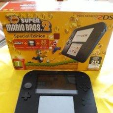 Videojuegos y Consolas Nintendo 3DS XL: CONSOLA VIDEO JUEGO, NINTENDO 2DS,SUPER MARIO BROS.2 ,,VER DESCRIPCION Y FOTOS. Lote 130001099