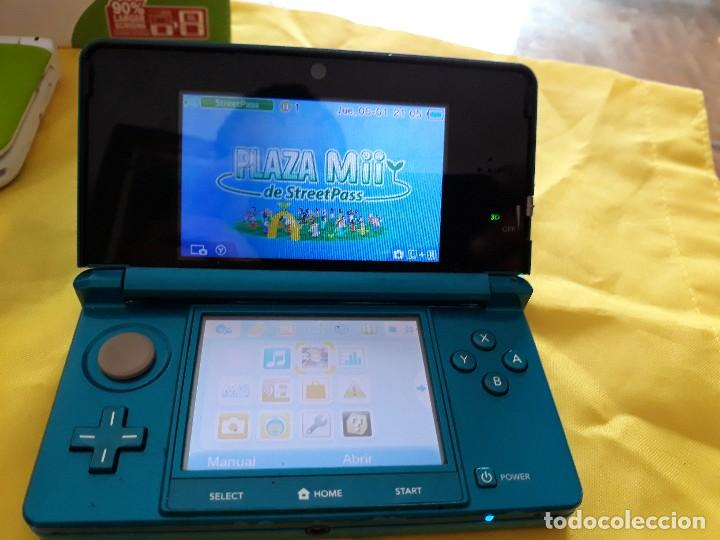 Consola Video Juego Nintendo 3ds Ver Descripci Comprar