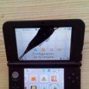 Videojuegos y Consolas Nintendo 3DS XL: CONSOLA NINTENDO 3DS XL AZUL - PANTALA SUPERIOR CON DEFECTO. Lote 134790742
