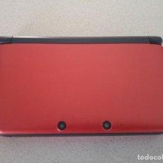 Videojuegos y Consolas Nintendo 3DS XL: NINTENDO 3DS N3DS 3DS XL ROJA RED , EN MUY BUEN ESTADO. Lote 143041602