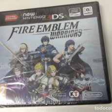 Videojuegos y Consolas Nintendo 3DS XL: FIRE EMBLEM WARRIORS. Lote 145240750