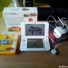 Videojuegos y Consolas Nintendo 3DS XL: NINTENDO 3DS XL SUPER MARIO BROS 2. Lote 147674454