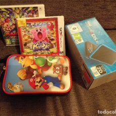 Videojuegos y Consolas Nintendo 3DS XL: CONSOLA NINTENDO 2DS XL COLOR AZUL. Lote 147770426