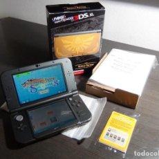 Videojuegos y Consolas Nintendo 3DS XL: NEW NINTENDO 3DS XL HYRULE EDITION - COMO NUEVA!!!!!. Lote 149994302