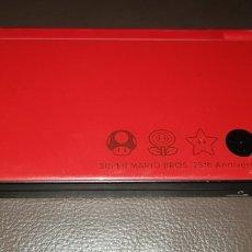 Videojuegos y Consolas Nintendo 3DS XL: CONSOLA VINTAGE NINTENDO DS XL SUPER MARIO BROS 25TH ANNIVERSARY EDICION LIMITADA. Lote 150072137