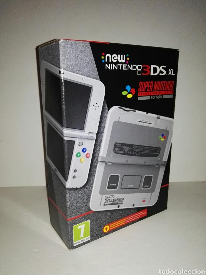 nintendo super nes edition new nintendo 3ds xl console
