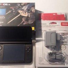 Videojuegos y Consolas Nintendo 3DS XL: NINTENDO 3DS XL FIRE EMBLEM PAL ESPAÑA EDICION LIMITADA COMPLETA IMPECABLE. Lote 153133602