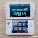 Videojuegos y Consolas Nintendo 3DS XL: CONSOLA NINTENDO 3DS XL - YOSHI EDICION ESPECIAL - SIN TAPA DE BATERIA. Lote 158471822
