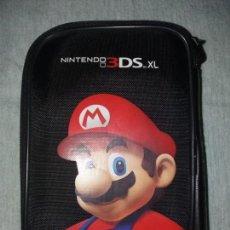 Videojuegos y Consolas Nintendo 3DS XL: FUNDA OFICIAL SUPER MARIO PARA NINTENDO 3DS XL. Lote 163051506