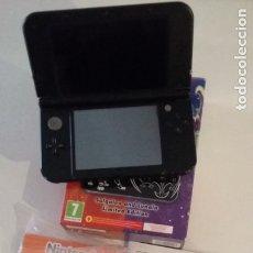 Videojuegos y Consolas Nintendo 3DS XL: NEW NINTENDO 3DLS XL, EDICIÓN POKEMON SOL Y LUNA EDICIÓN LIMITADA. Lote 172950815