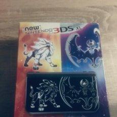 Videojuegos y Consolas Nintendo 3DS XL: NINTENDO CONSOLA 3DS XL SOL Y LUNA EDICION LIMITADA. Lote 175977018