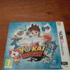 Videojuegos y Consolas Nintendo 3DS XL: JUEGO YO-KAI WATCH. Lote 176603107
