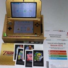 Videojuegos y Consolas Nintendo 3DS XL: CONSOLA NINTENDO 3DS XL, COMPLETA, IMPECABLE. Lote 180269332
