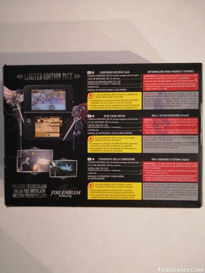 Videojuegos y Consolas Nintendo 3DS XL: CONSOLA NINTENDO 3DS XL FIRE EMBLEM AWAKENING - Foto 2 - 184009440