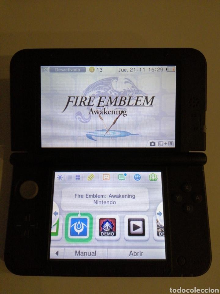 Videojuegos y Consolas Nintendo 3DS XL: CONSOLA NINTENDO 3DS XL FIRE EMBLEM AWAKENING - Foto 9 - 184009440