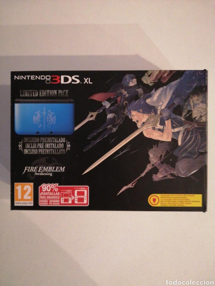 CONSOLA NINTENDO 3DS XL FIRE EMBLEM AWAKENING (Juguetes - Videojuegos y Consolas - Nintendo - 3DS XL)