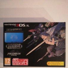 Videojuegos y Consolas Nintendo 3DS XL: CONSOLA NINTENDO 3DS XL FIRE EMBLEM AWAKENING. Lote 184009440