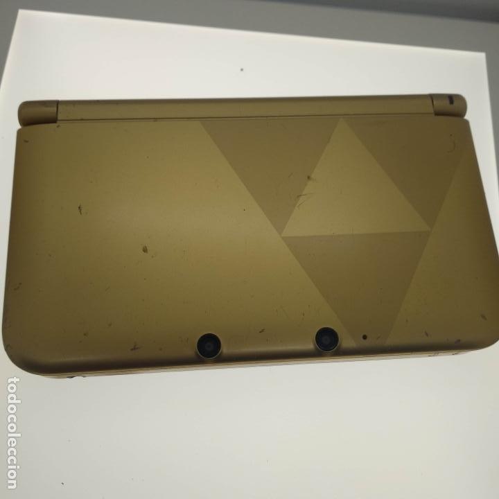 Videojuegos y Consolas Nintendo 3DS XL: Versión Zelda Nintendo 3DS xl dorada ds - Foto 2 - 190829576