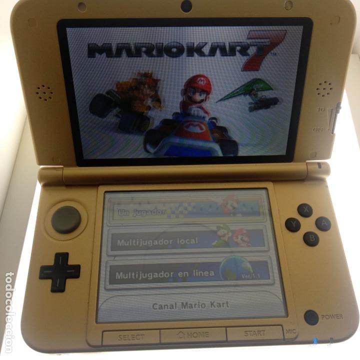 Videojuegos y Consolas Nintendo 3DS XL: Versión Zelda Nintendo 3DS xl dorada ds - Foto 3 - 190829576
