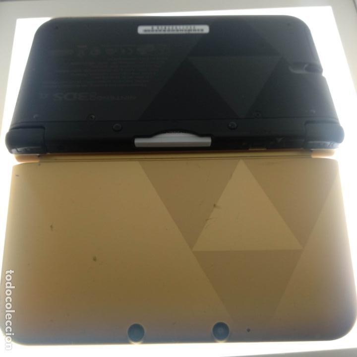 VERSIÓN ZELDA NINTENDO 3DS XL DORADA DS (Juguetes - Videojuegos y Consolas - Nintendo - 3DS XL)