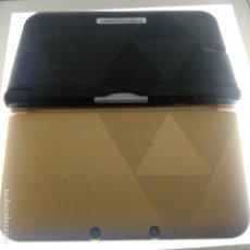 Videojuegos y Consolas Nintendo 3DS XL: VERSIÓN ZELDA NINTENDO 3DS XL DORADA DS. Lote 190829576