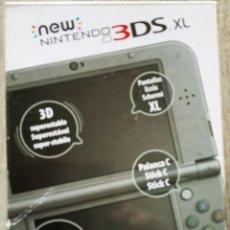 Videojuegos y Consolas Nintendo 3DS XL: NEW NINTENDO 3DS XL + 6 JUEGOS - REGALO FUNDA. Lote 199317981