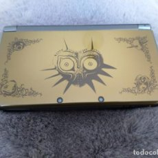 Videojuegos y Consolas Nintendo 3DS XL: NINTENDO 3DS EDICIÓN COLECCIONISTA MAJORA'S MASK. Lote 205724212