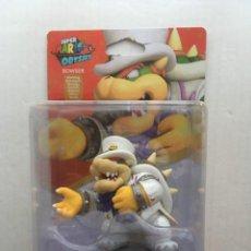 Videojuegos y Consolas Nintendo 3DS XL: SUPER MARIO ODYSSEY BOWSER AMIIBO NEW KREATEN. Lote 208596576