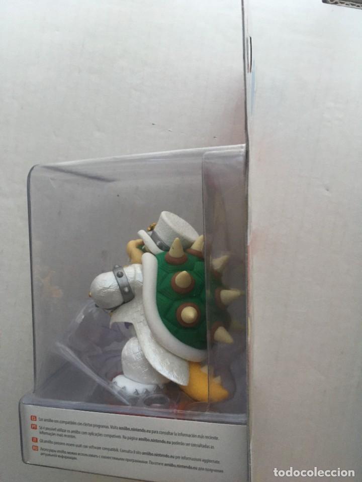 Videojuegos y Consolas Nintendo 3DS XL: SUPER MARIO ODYSSEY BOWSER AMIIBO NEW kreaten - Foto 2 - 208596576