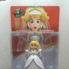 Videojuegos y Consolas Nintendo 3DS XL: SUPER MARIO ODYSSEY PEACH AMIIBO NEW KREATEN. Lote 208596646