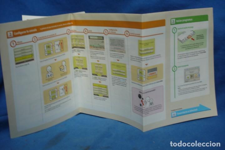 Videojuegos y Consolas Nintendo 3DS XL: MANUAL DE LA CONSOLA NINTENDO 3 DS XL - Foto 3 - 217086080