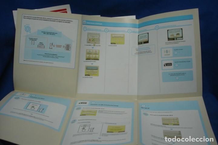 Videojuegos y Consolas Nintendo 3DS XL: MANUAL DE LA CONSOLA NINTENDO 3 DS XL - Foto 4 - 217086080