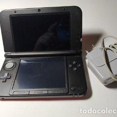Videogiochi e Consoli: CONSOLA NINTENDO 3DS XL + CARGADOR + TARJETA MEMORIA. Lote 217283051