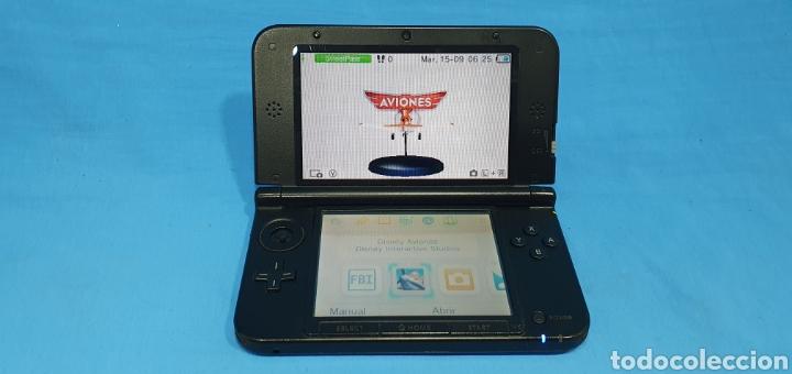 Videojuegos y Consolas Nintendo 3DS XL: VIDEO CONSOLA - NINTENDO 3DS XL CON 2 JUEGOS, PLANES/ANGRY BIRDS STAR WARS - Foto 5 - 217880750