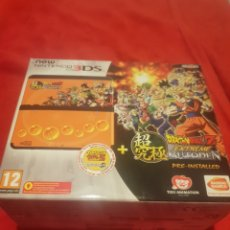 Videojuegos y Consolas Nintendo 3DS XL: NEW NINTENDO 3DS XL DRAGON BALL Z EN CAJA. Lote 219080587