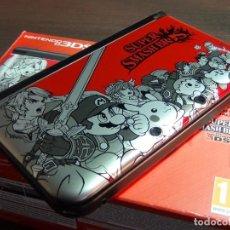 Videojuegos y Consolas Nintendo 3DS XL: CONSOLA 3DS XL EDICIÓN SUPER SMASH BROS. Lote 242130825