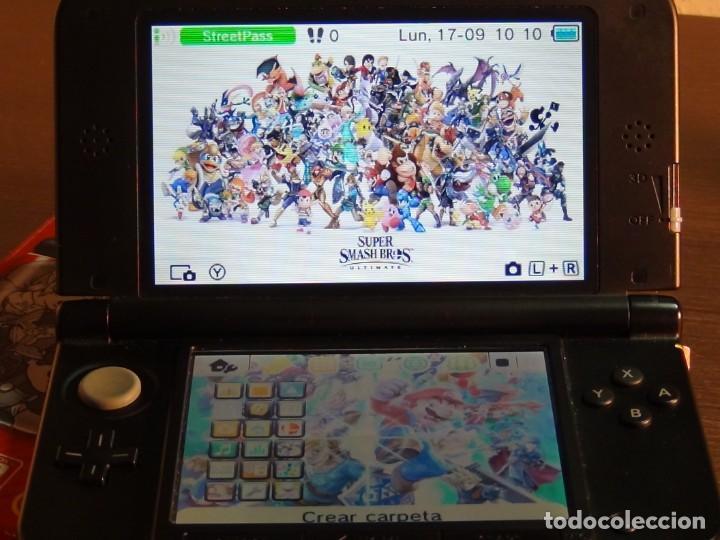 Videojuegos y Consolas Nintendo 3DS XL: Consola 3DS XL Edición Super Smash Bros - Foto 8 - 242130825