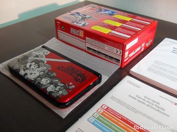 Videojuegos y Consolas Nintendo 3DS XL: Consola 3DS XL Edición Super Smash Bros - Foto 13 - 242130825