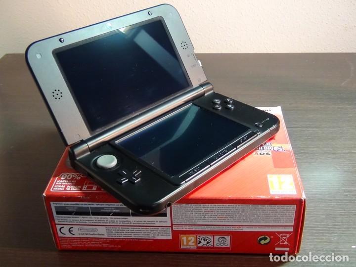 Videojuegos y Consolas Nintendo 3DS XL: Consola 3DS XL Edición Super Smash Bros - Foto 2 - 242130825