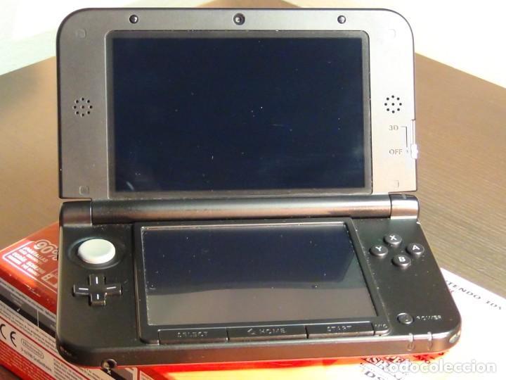 Videojuegos y Consolas Nintendo 3DS XL: Consola 3DS XL Edición Super Smash Bros - Foto 3 - 242130825