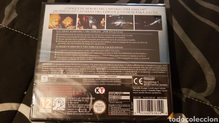 Videojuegos y Consolas Nintendo 3DS XL: 3DS - Fire Emblem Warriors PRECINTADO - Foto 2 - 244454895