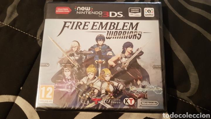 3DS - FIRE EMBLEM WARRIORS PRECINTADO (Juguetes - Videojuegos y Consolas - Nintendo - 3DS XL)