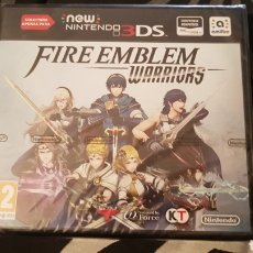 Videojuegos y Consolas Nintendo 3DS XL: 3DS - FIRE EMBLEM WARRIORS PRECINTADO. Lote 244454895