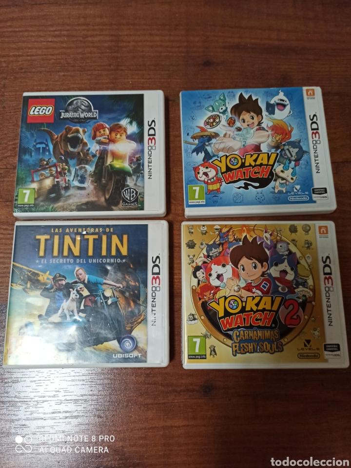 JUEGOS NINTENDO 3DS (Juguetes - Videojuegos y Consolas - Nintendo - 3DS XL)