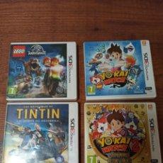 Videojuegos y Consolas Nintendo 3DS XL: JUEGOS NINTENDO 3DS. Lote 244805710