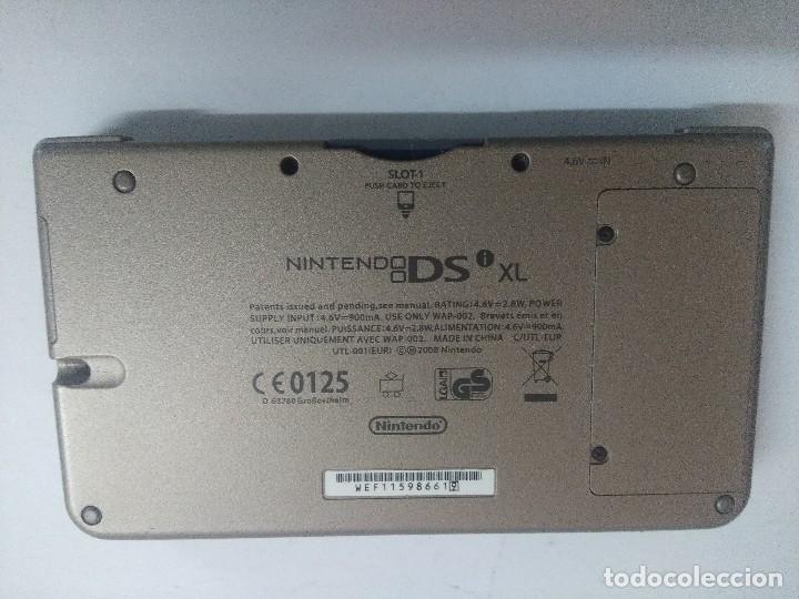 Videojuegos y Consolas Nintendo 3DS XL: CONSOLA PORTATIL NINTENDO DS XL. - Foto 3 - 251779915