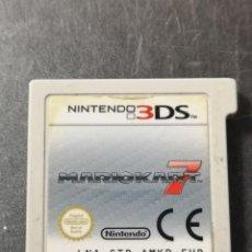 Videojuegos y Consolas Nintendo 3DS XL: JUEGO NINTENDO 3DS MARIOKART 7. Lote 254703565